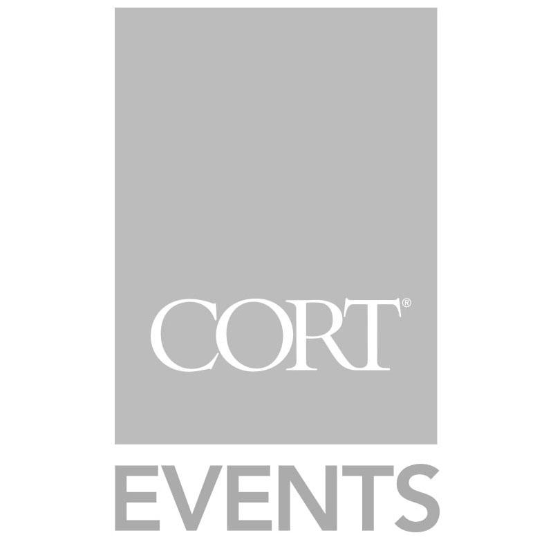 munich armless chair cort events. Black Bedroom Furniture Sets. Home Design Ideas