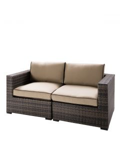 Boca Loveseat, Tan