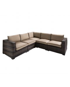 Boca Sectional, Tan
