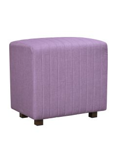 Beverly Seat Back, Lavender Fabric