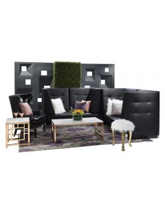 Endless High Back Loveseat Package