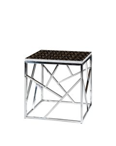 Marble End Table Top Logo