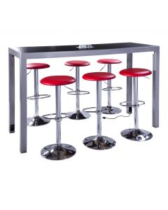 GS - Lift Ventura Bar Table Set