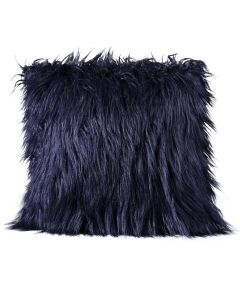 Mongolian Faux Fur Pillow