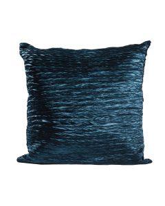 Shimmer Pillow, Deep Teal
