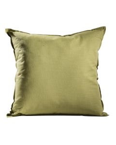 Solid Pillow, Moss Green