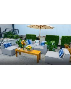 PA Client Reception (Outdoor Lounge)