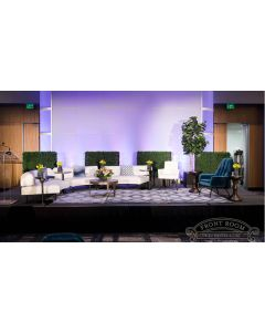 NACE Southern Wisconsin Meeting (Stage Set)