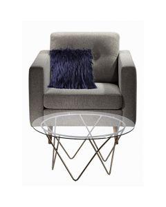 GS - Gray Malba Chair Cafe Set