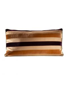 Stripe Velvet Pillow