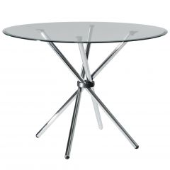 "Atomic 42"" Round Table"