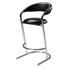 Banana Barstool, Black