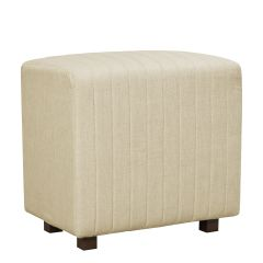 Beverly Seat Back, Linen Fabric