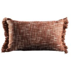 Frayed Lumbar Pillow