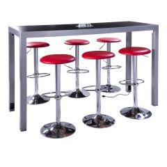 GS - Lift Ventura Bar Table Set