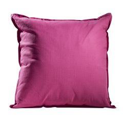 Solid Pillow, Pink Polish