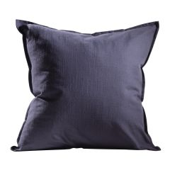 Solid Pillow, Riverside Blue