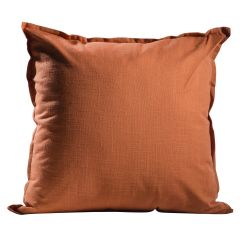 Solid Pillow, Pumpkin Spice