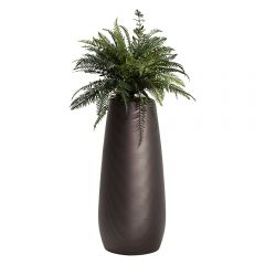 Planter 5' Pot w/ Ferns
