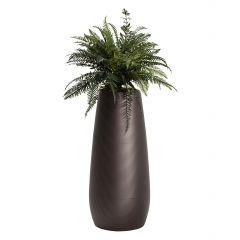Planter 5' Pot w/ Ferns