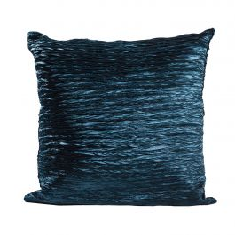 Shimmer Pillow, Deep Teal