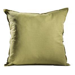 Solid Pillow, Moss Green