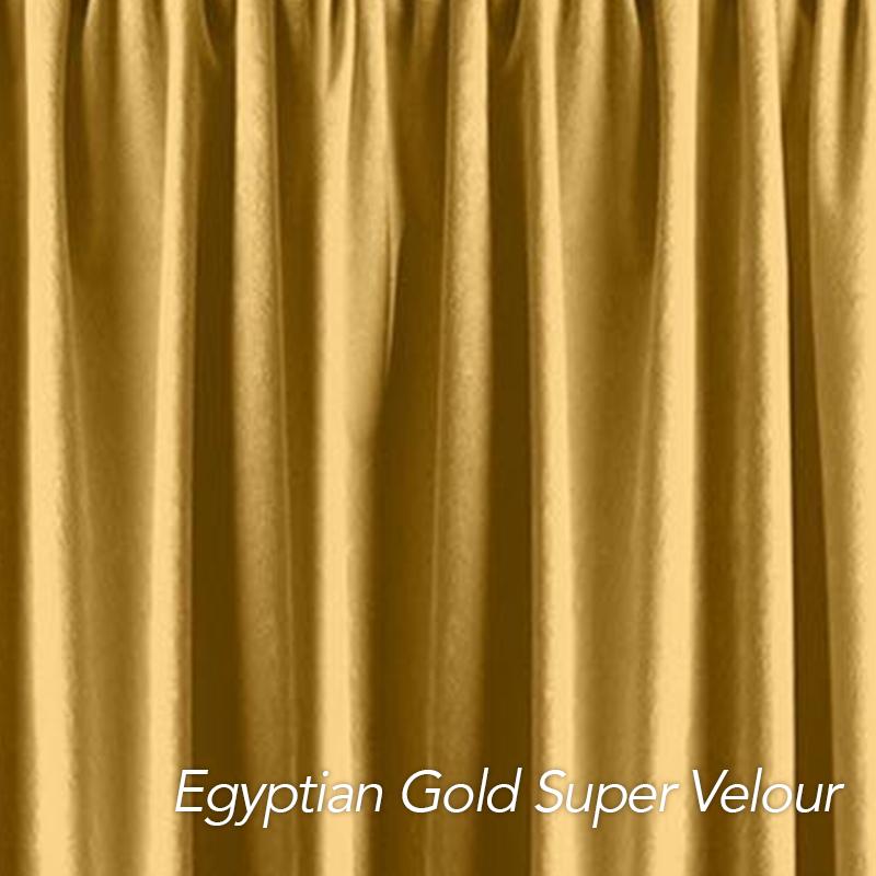 Egyptian Gold Super Velour