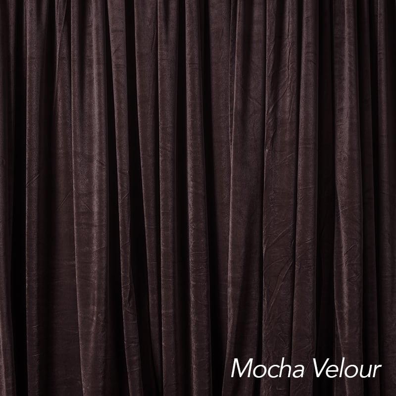 Mocha Velour